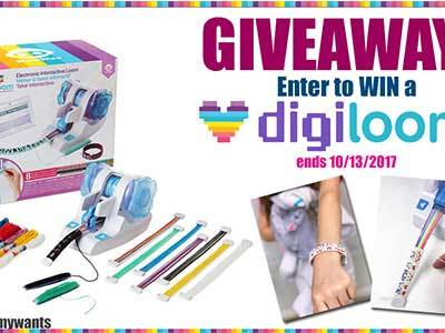 Digiloom Starter Kit Giveaway
