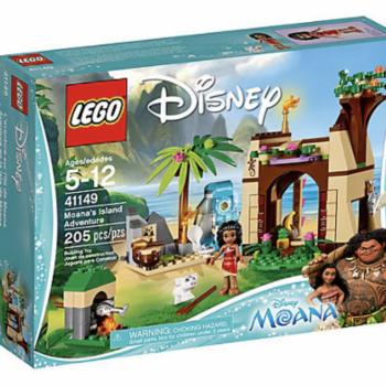 LEGO Disney Moana's Island Adventure