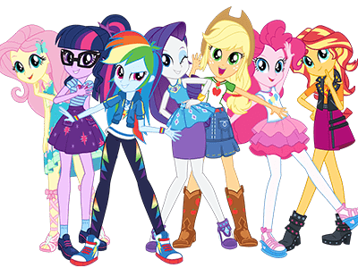 My Little Pony: Equestria Girls Series on YouTube
