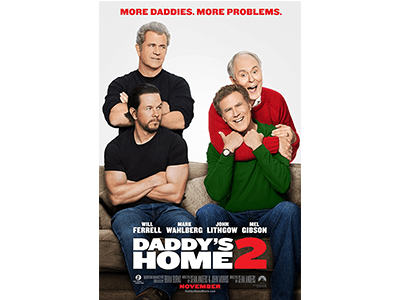 DADDY'S HOME 2 Portland Moms Night Out Screening