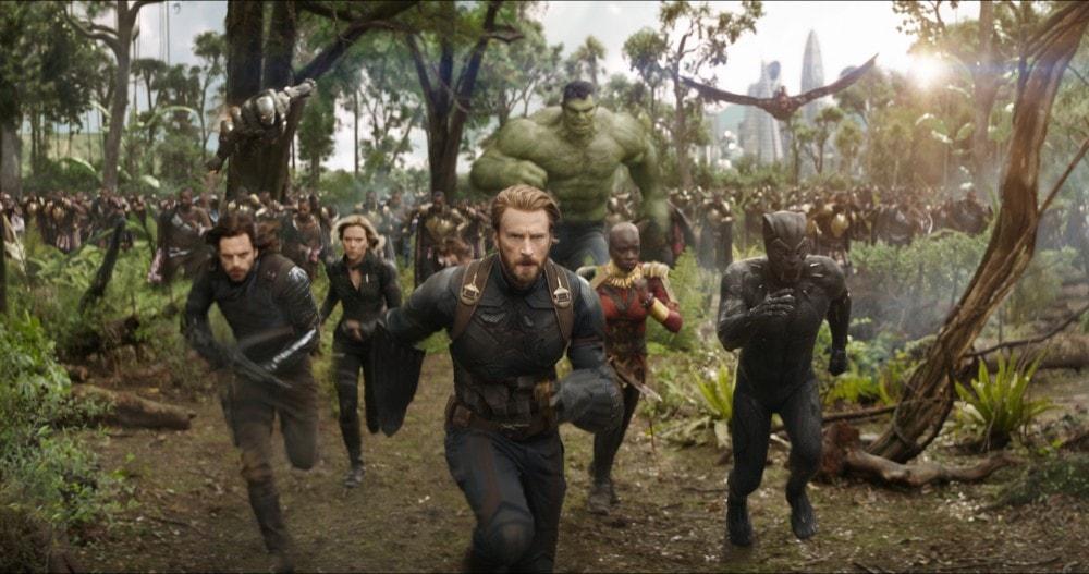 Infinity War-trailer shot