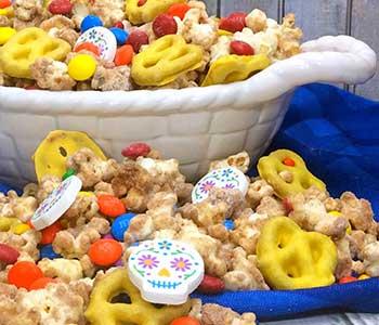 Coco Churro Popcorn