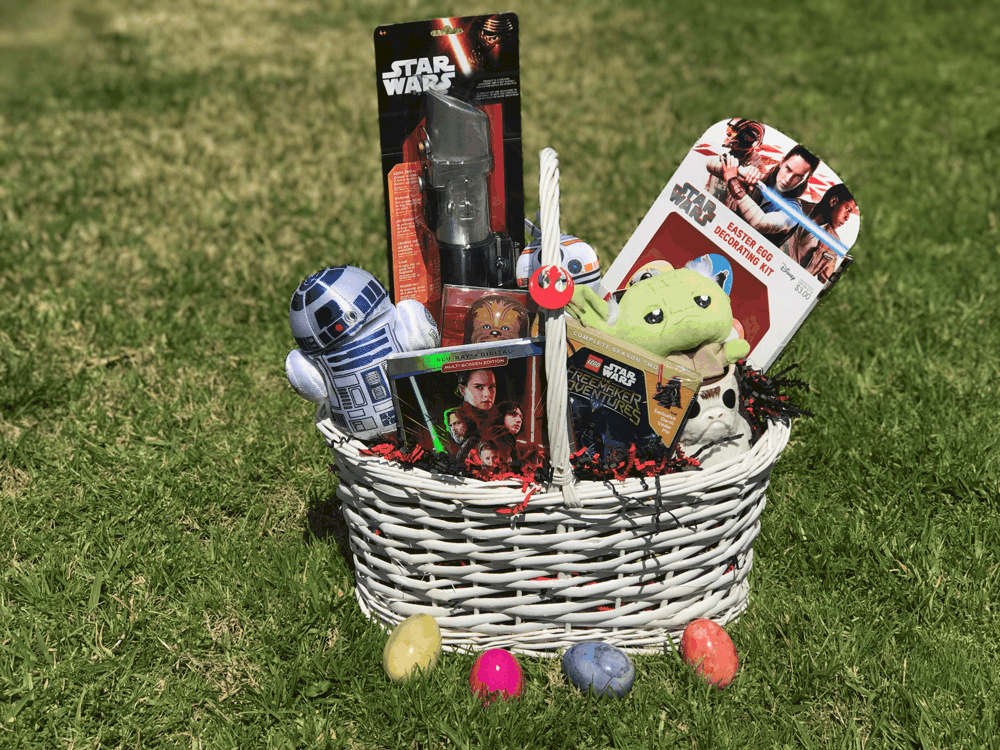 Star Wars Easter Basket Giveaway