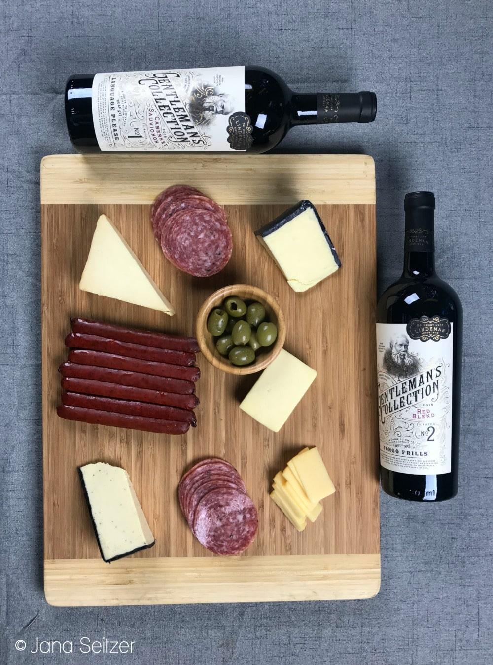 Gentlemans Collection Wine -