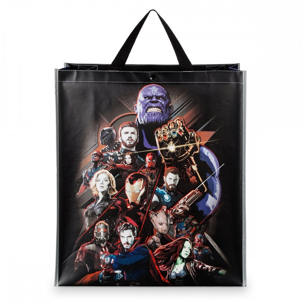 Marvel's Avengers- Infinity War Reusable Tote Bag Backpack
