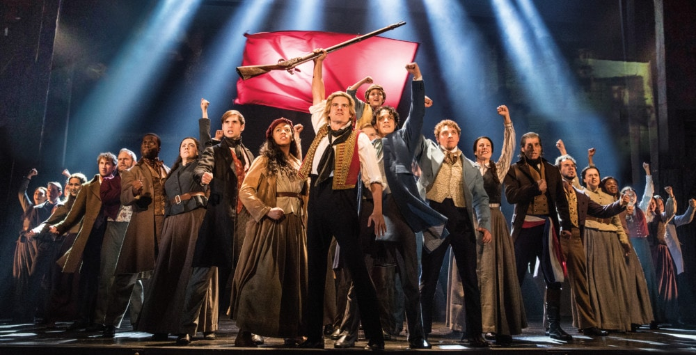 LES MISÉRABLES in Portland