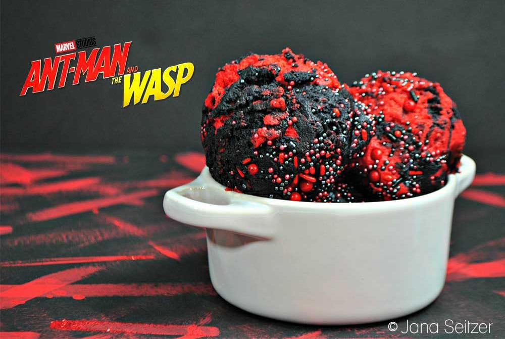 Ant-Man Edible Cookie Dough