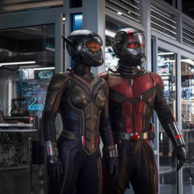 Follow Along as I Head to Los Angeles to Attend the Ant-Man and the Wasp Event
