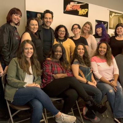 Paul Rudd Interview – Ant-Man and the Wasp Set Visit