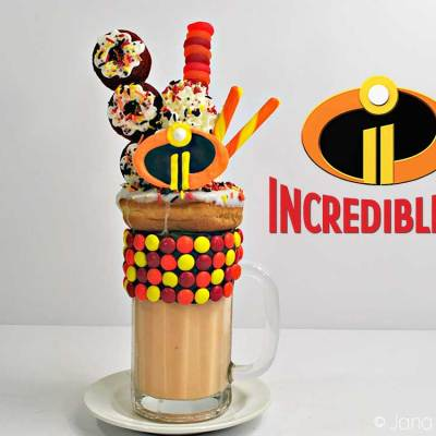 Incredibles Freak Shake