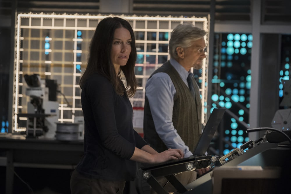 Evangeline Lilly Talks Equality in Ant-Man and the Wasp - Wasp and Hank Pym