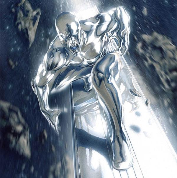 Silver Surfer Norrin Radd