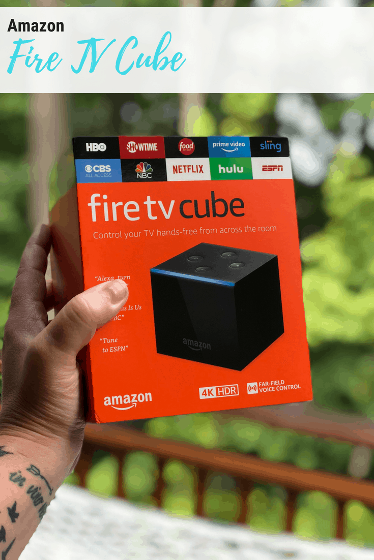 Amazon Fire TV Cube for simple entertainment integration