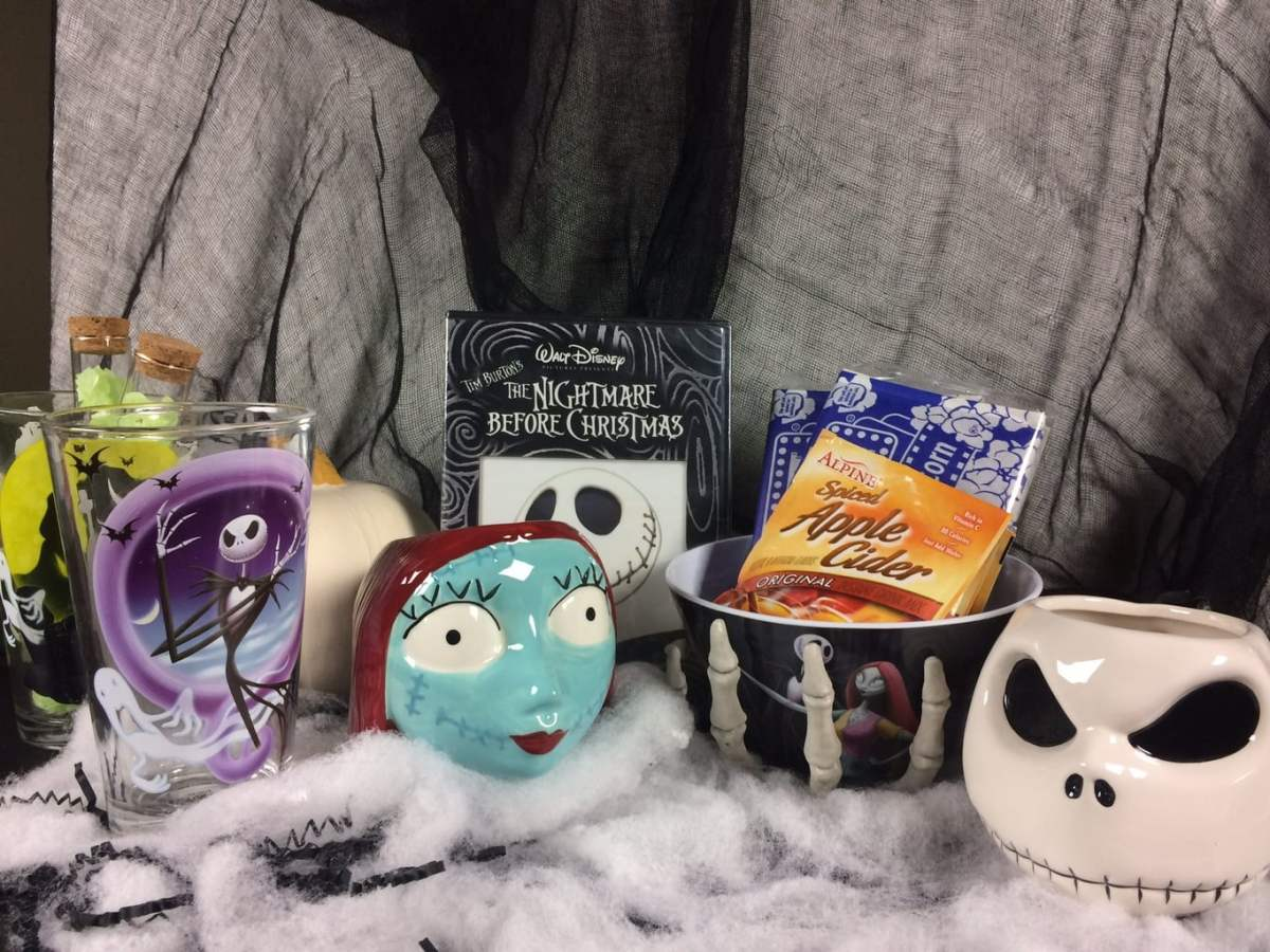 Giveaway - Enter to WIN a Nightmare Before Christmas Prize Pack ...