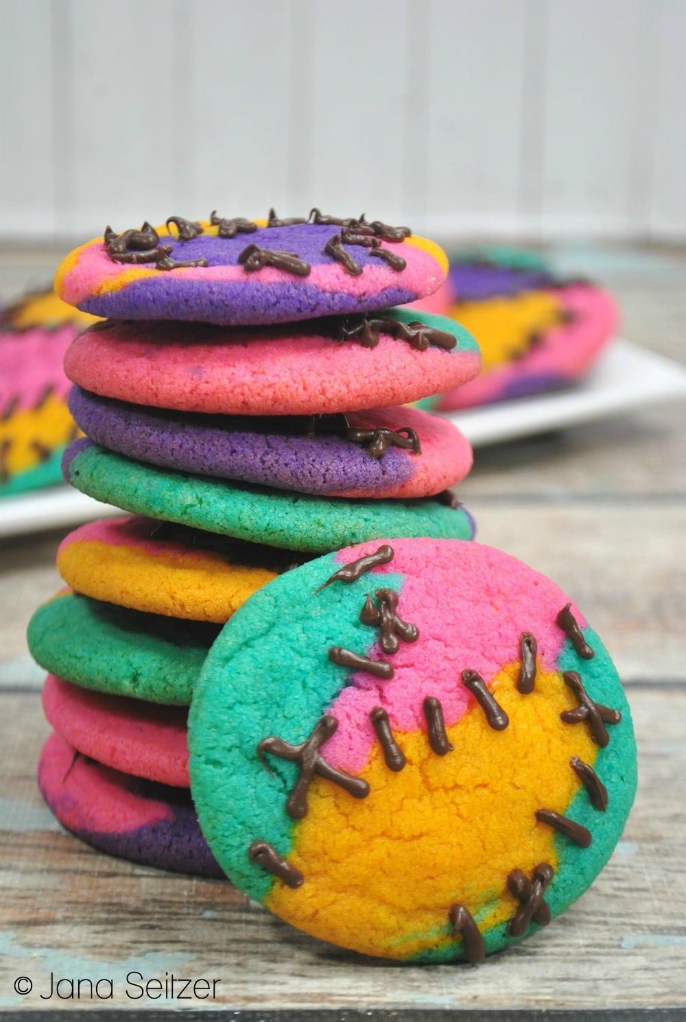 Nightmare Before Christmas - Sally Sugar Cookies