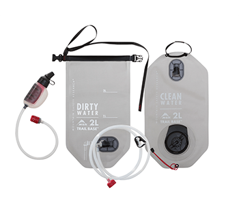 Trail Base™ Water Filter Kit