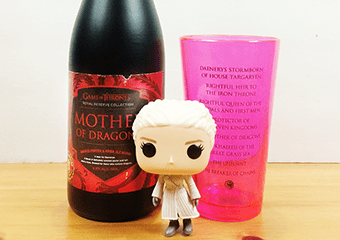 Mother of Dragons Beer from Brewery Ommegang