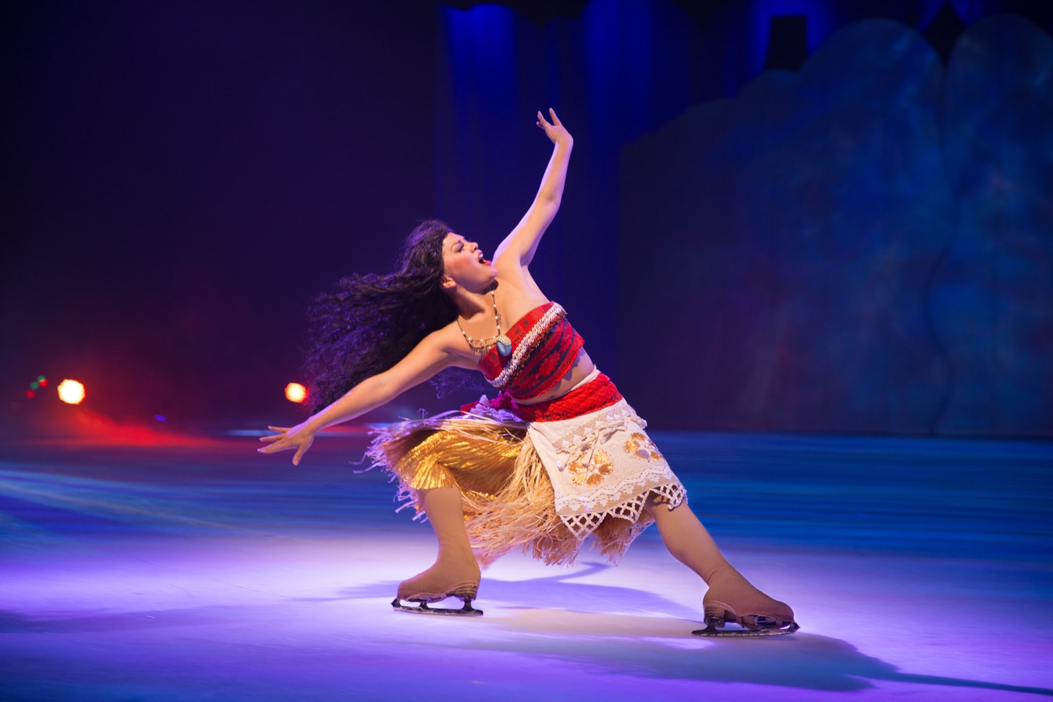 Disney On Ice in Portland through October 28 will make you Dare to Dream - Moana