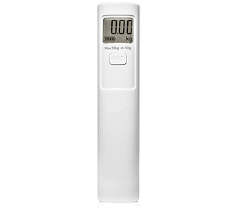 Ellessi luggage scale