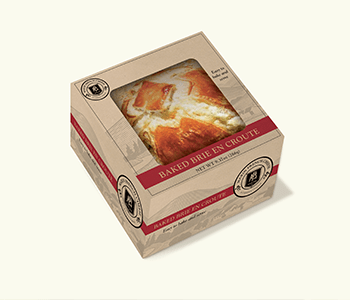Marin French Cheese's Baked Brie en Croute