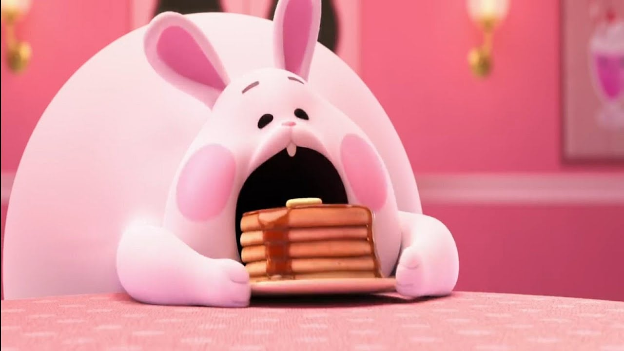 Ralph Breaks the Internet Wreck-It Ralph 2 - Bunny Eats Pancakes 3