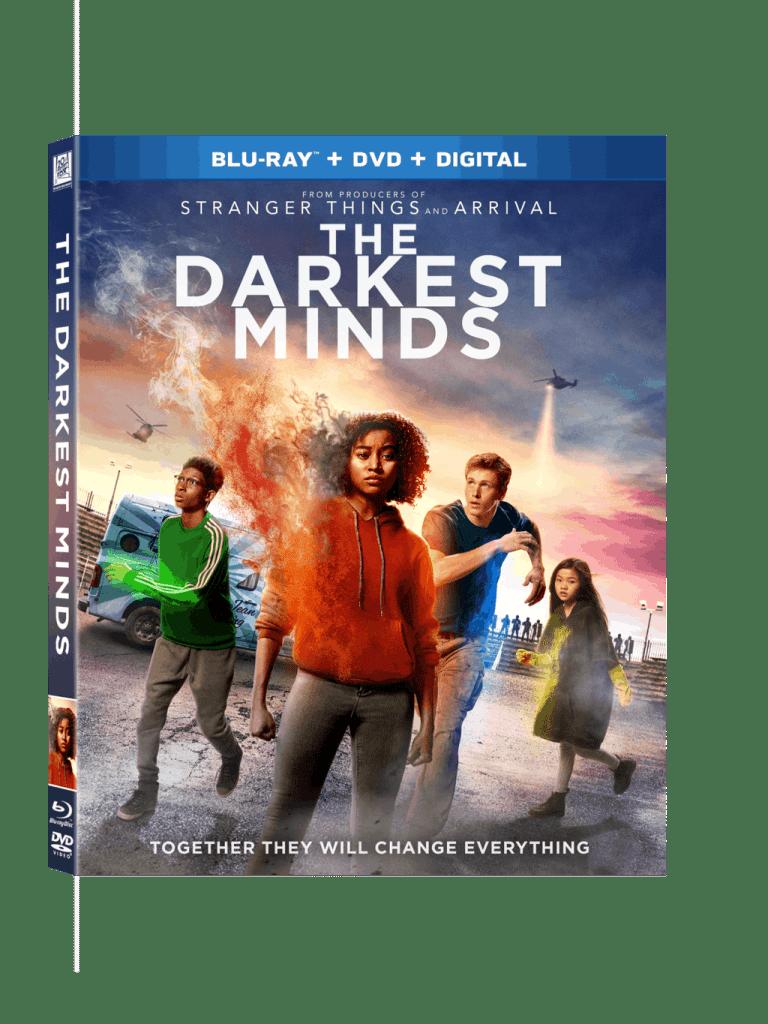 The Darkest Minds on Digital/Blu-Ray/DVD