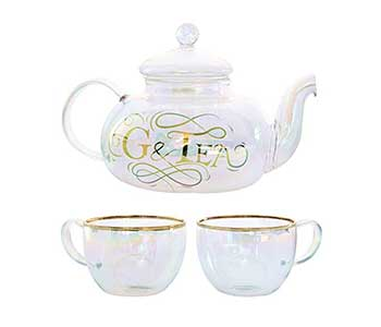 Ultra-Stylish G & Tea