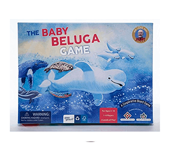 Baby Beluga cooperative game