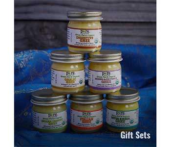 Spiced Ghee Sampler Pack from Pure Indian Foods