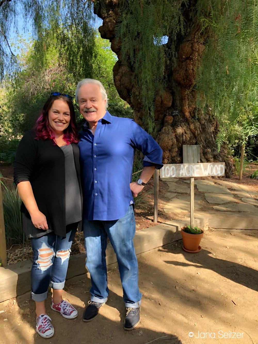 Jim Cummings Interview - The Voice Behind Winnie the Pooh - Jim Cummings and Jana Seitzer