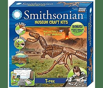 Smithsonian T-rex Casting Kit