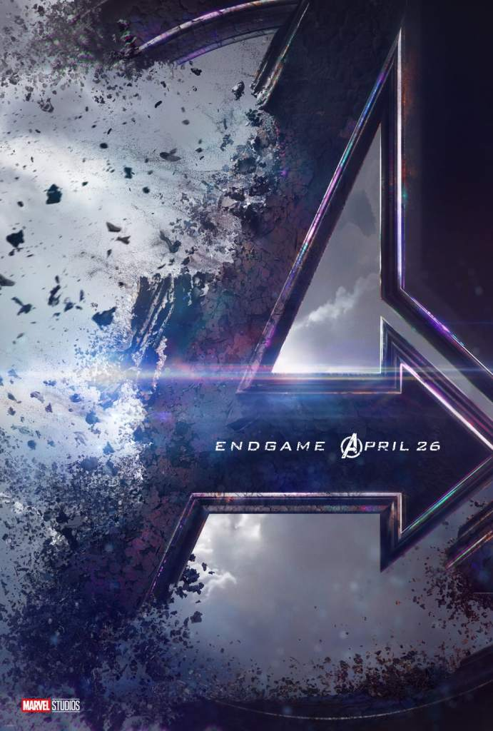 Avengers 4 End Game Poster