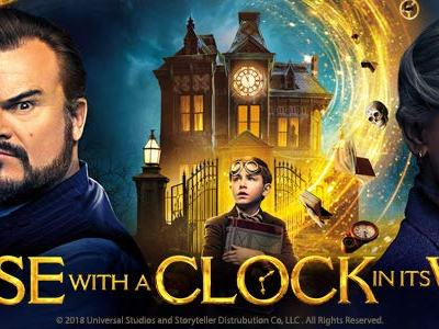 The House with a Clock in Its Walls Giveaway