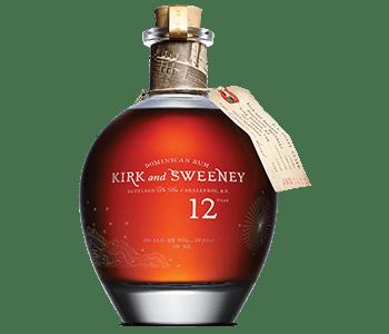 Kirk & Sweeney Barrel-Aged Rum, 12 Years, Dominican Republic $39