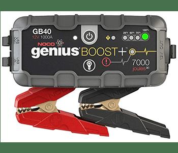 NOCO Genius GB40 Jump Starter