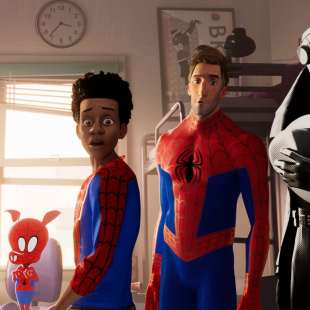 "The many faces of ""Spider-Man: Into the Spider-Verse"""