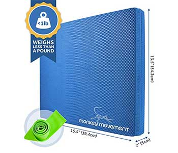 Monkey Movement Balance Pad