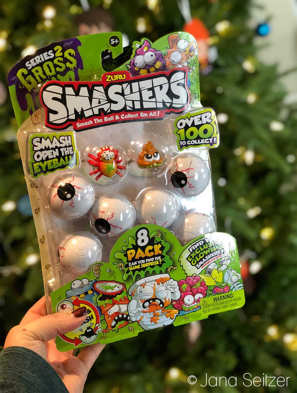ZURU Smashers Series 2 Gross