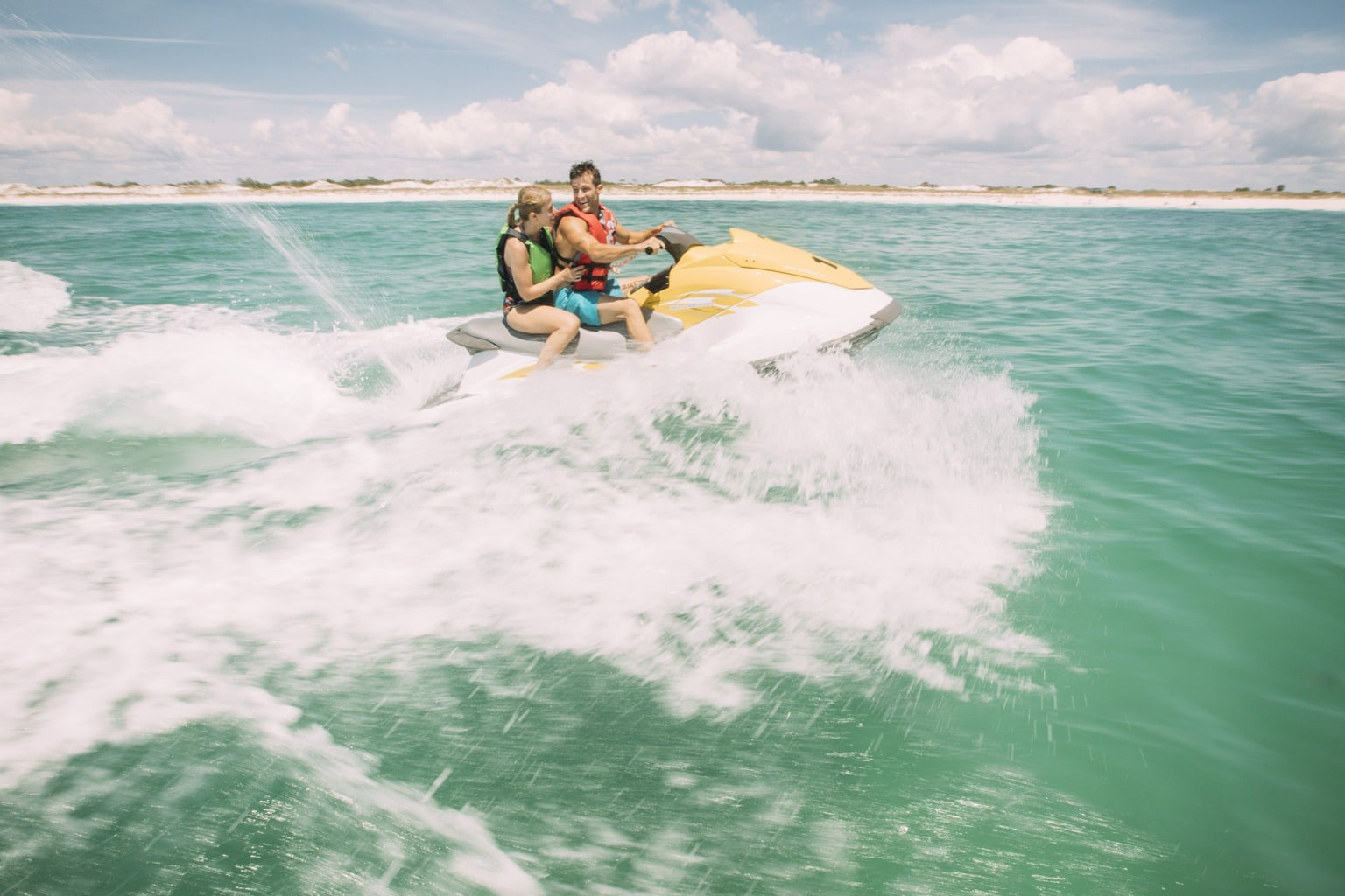 Reunite with Paradise at PCB - water sports at PCB