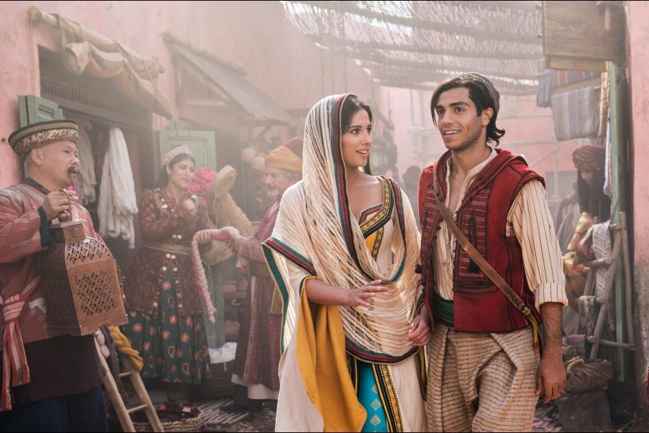 Aladdin live action still