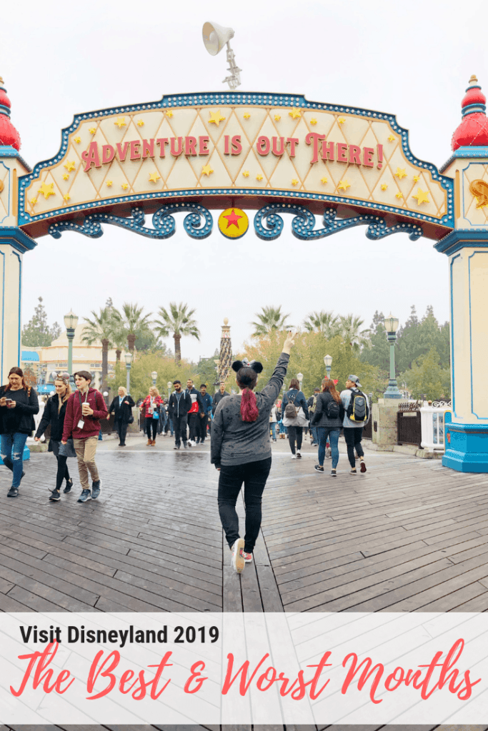 Visit Disneyland in 2019: The Best and Worst Months