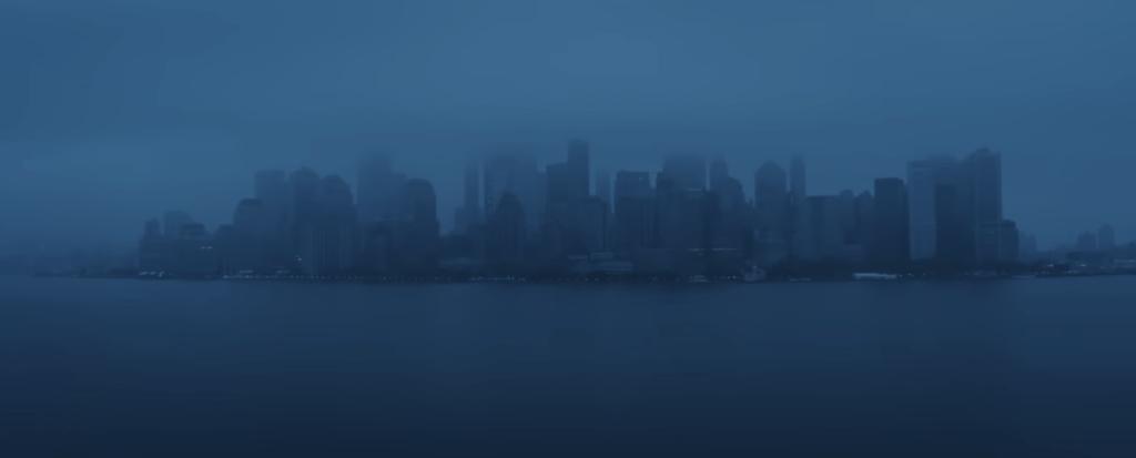 manhanttan skyline
