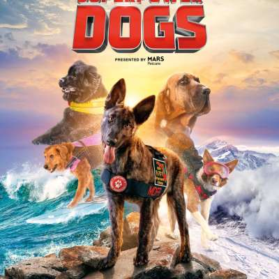 Superpower Dogs Movie