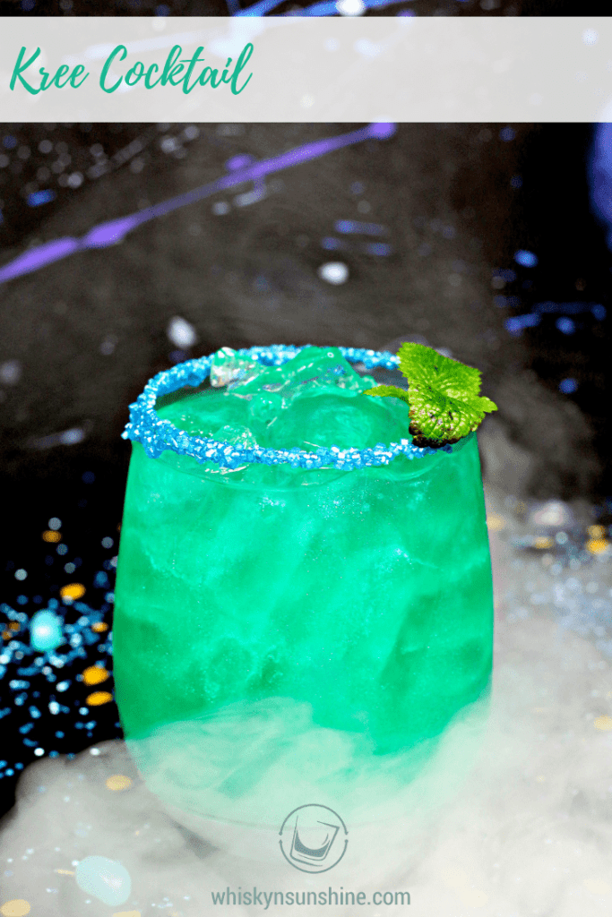 Kree Cocktail