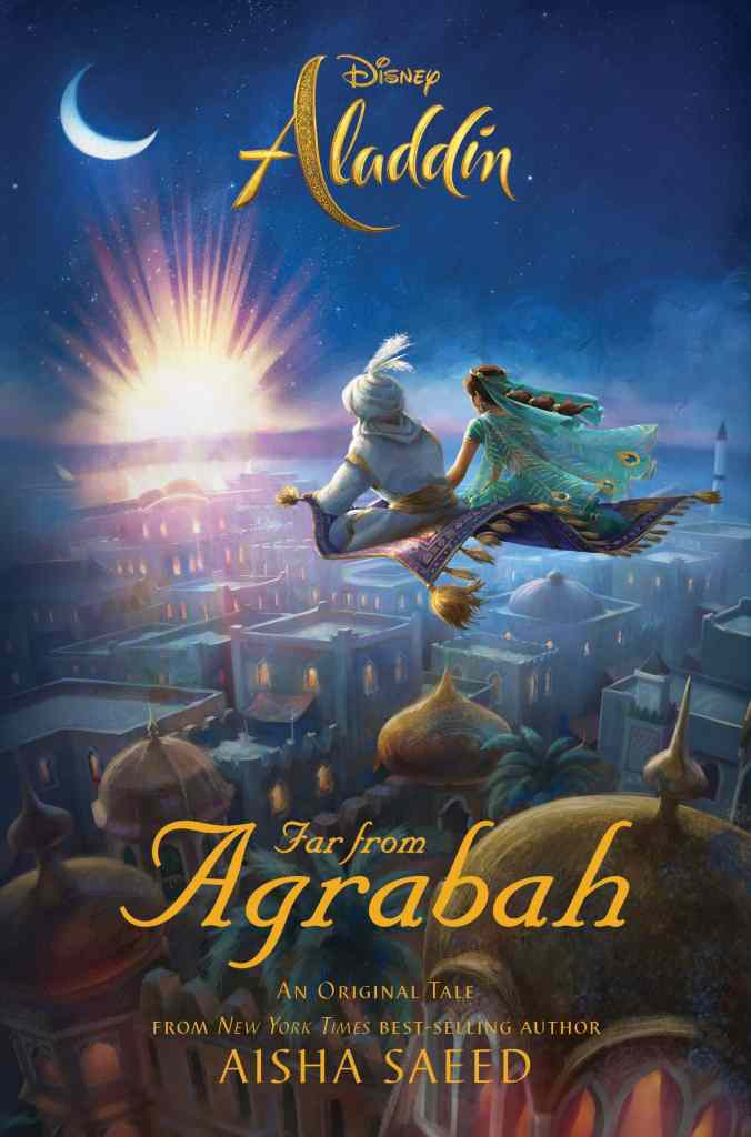 Aladdin: Far from Agrabah cover
