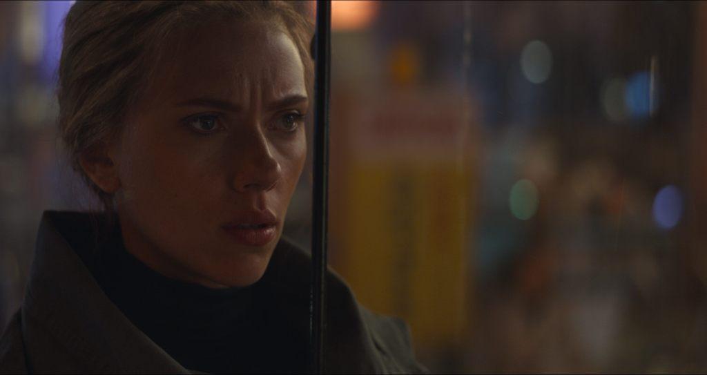 AVENGERS: ENDGAME. Black Widow/Natasha Romanoff (Scarlett Johansson)