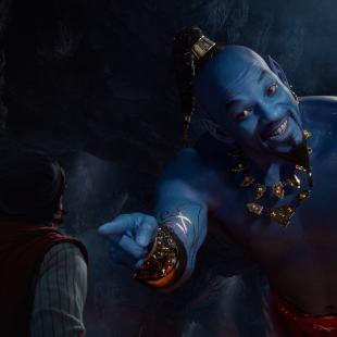Disney's Aladdin Genie