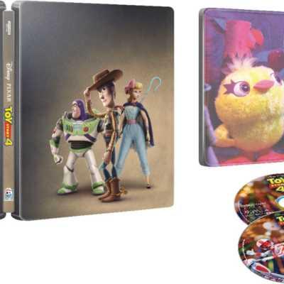 Pre-Order Toy Story 4 Steelbook