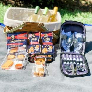 Cracker Barrel Easy DIY Picnic