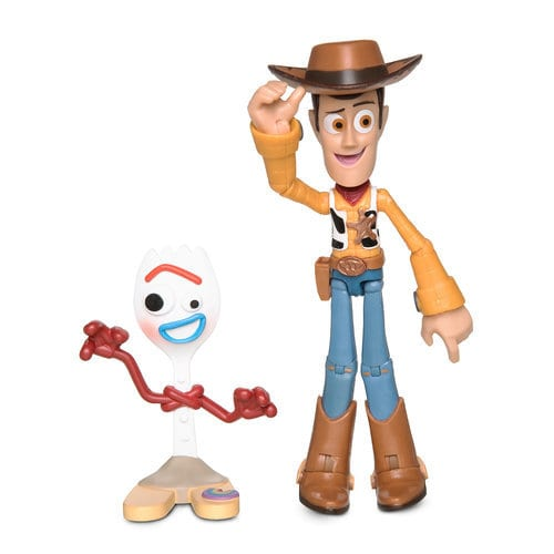 Woody Action Figure - Toy Story 4